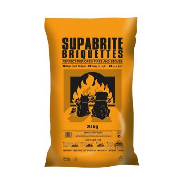 Superbrites Coal - L A Kiln Dried Logs, Barrow-in-Furness
