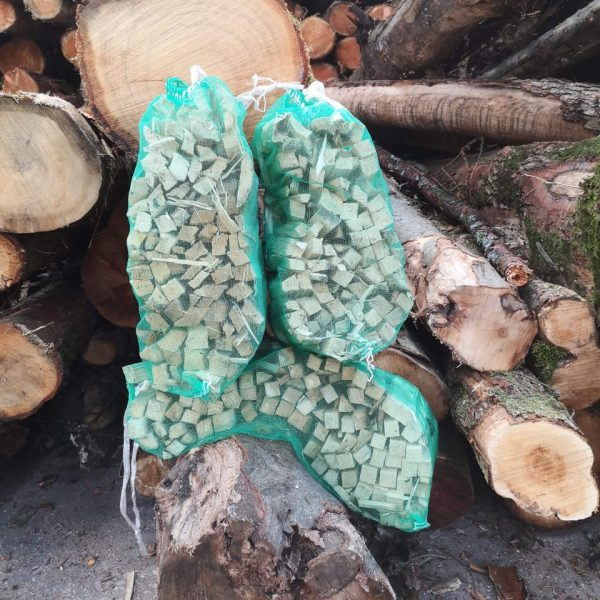 Nets of Kiln Dried Kindling - L A Kiln Dried Logs, Barrow-in-Furness