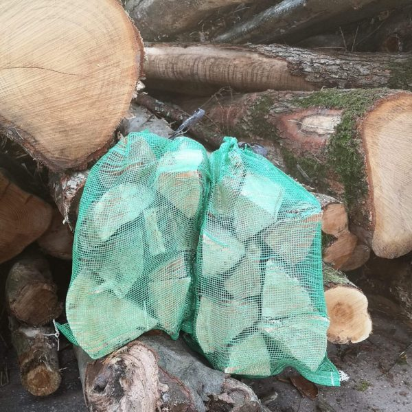 Kiln Dried Softwood Nets - L A Kiln Dried Logs, Barrow-in-Furness