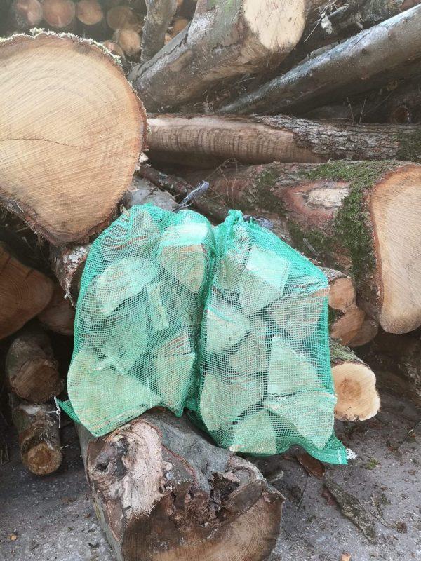 Kiln Dried Softwood Nets - L A Kiln Dried Logs, Barrow-in-Furness